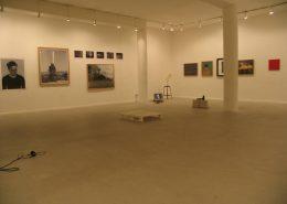 Etude pour un premier amour, 2004, Exhibition View