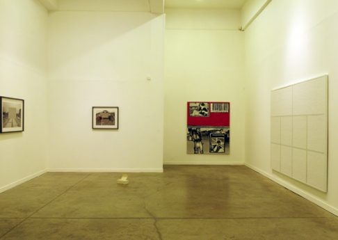 Red Pieta, 2010, Exhibition view