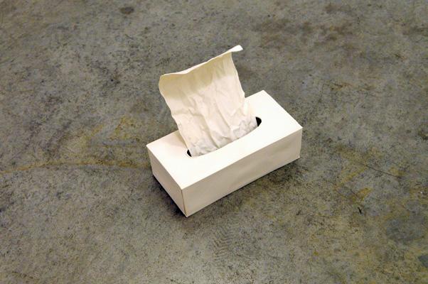 Nelly Agassi, Oceana, 2010, porcelain, 22x7x21 cm