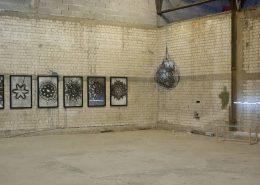 2666, 2011, Exhibition view