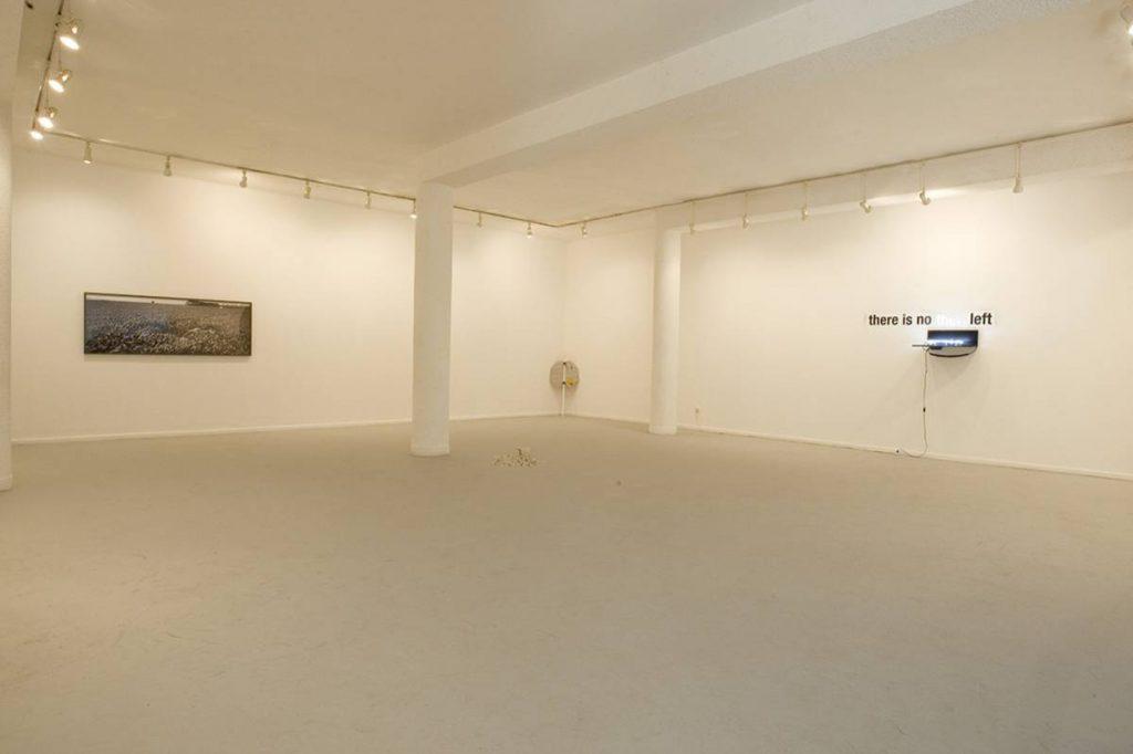 Baken-Sammler, 2008, Exhibition View