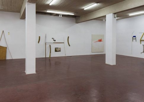 Early Works, 2016, Exhibition view