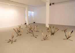 Poursuite, 2007, Exhibition view