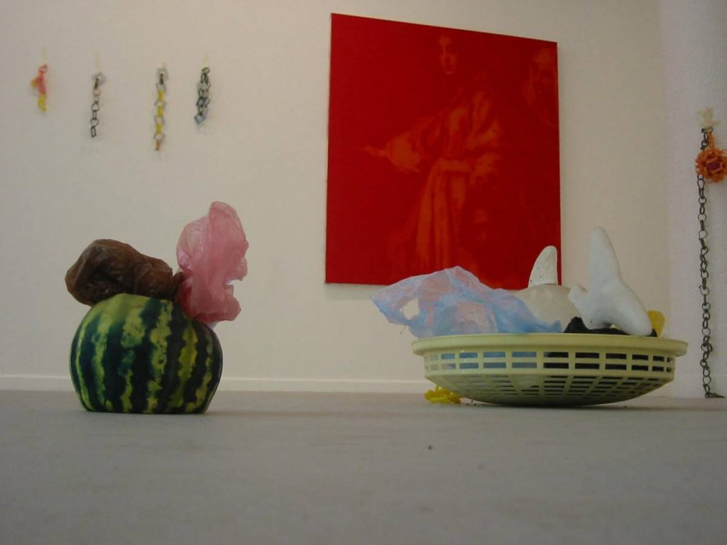 Group Show, 2003, Exhibition View.
