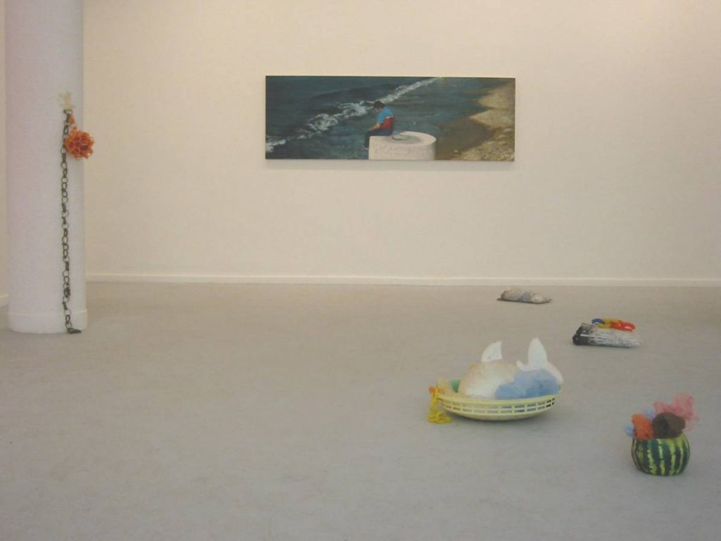 Group Show, 2003, Exhibition View