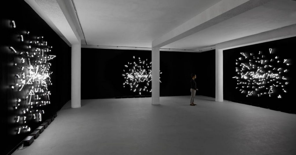 Here and Now, 2012, Exhibition View