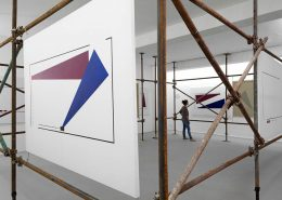 Abstraction ≈ Violence, 2012, Exhibition View