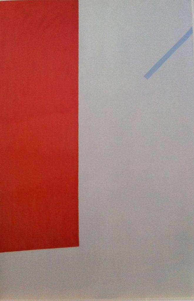 Michael Gross, Untitled, 1997, oil on canvas, 200 x 133 cm, unique