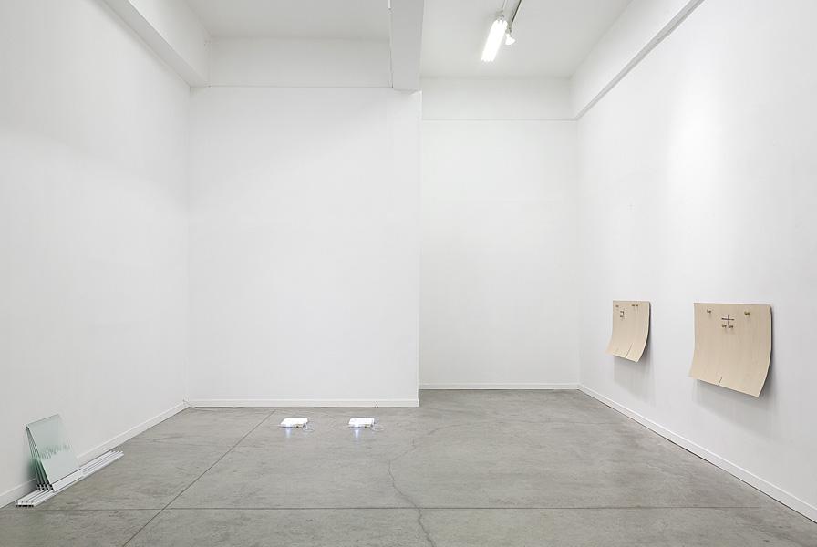 Parterre, 2011, exhibition view