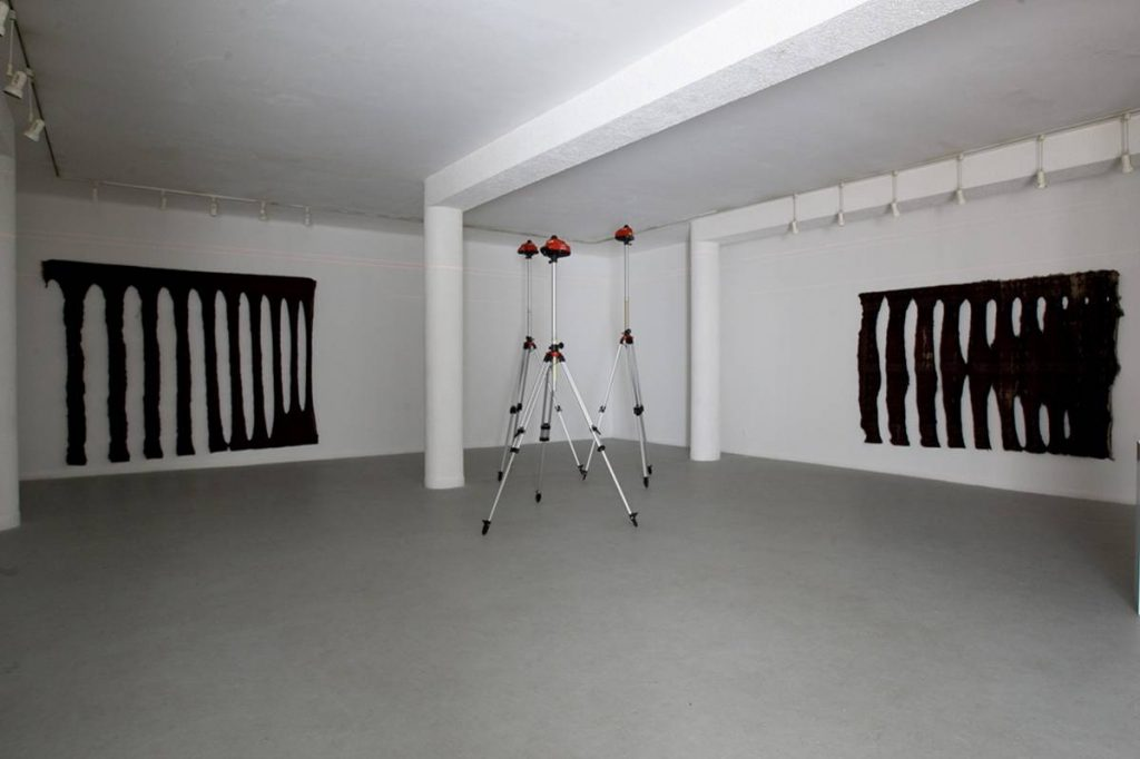 Togetherness, 2008, Exhibition view