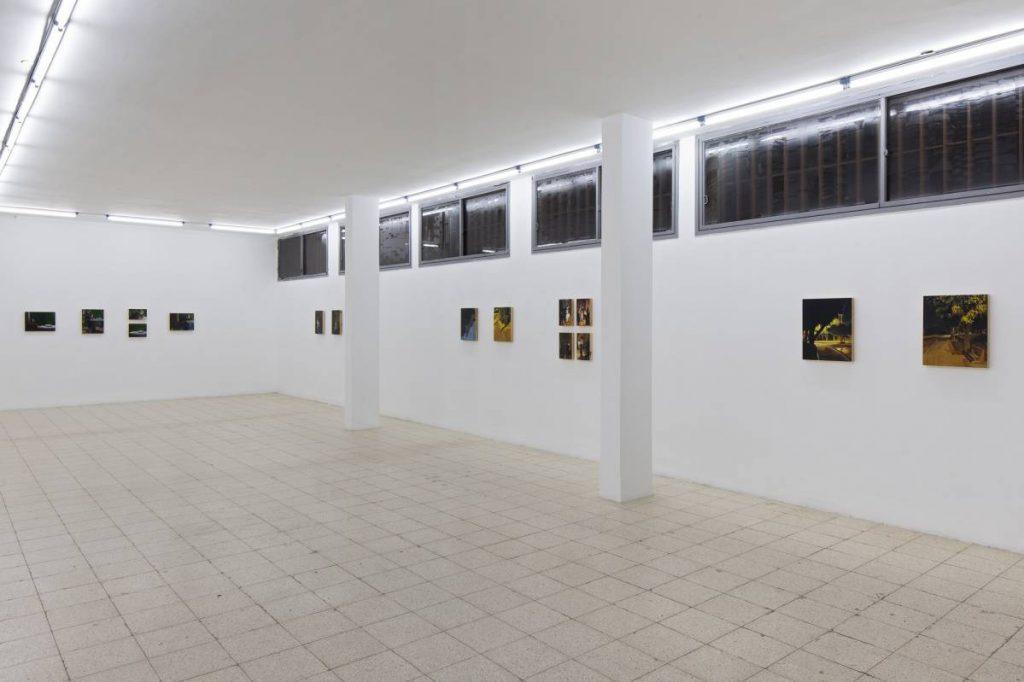 Light Motive, 2015, exhibition view
