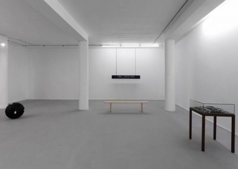 Notes, 2012, Exhibition View