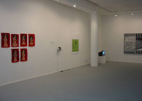 Group Show, 2006, Exhibition view