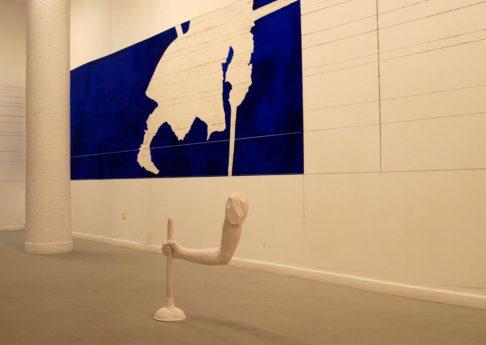 Hakafot, 2006, Exhibition view