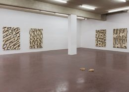 11 Hours Forward, 2016, Exhibition view