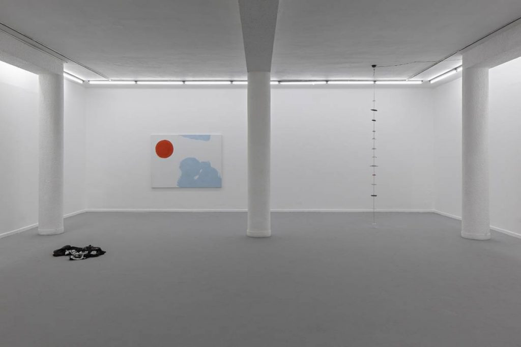 Four Somthing, 2013, Exhibition view