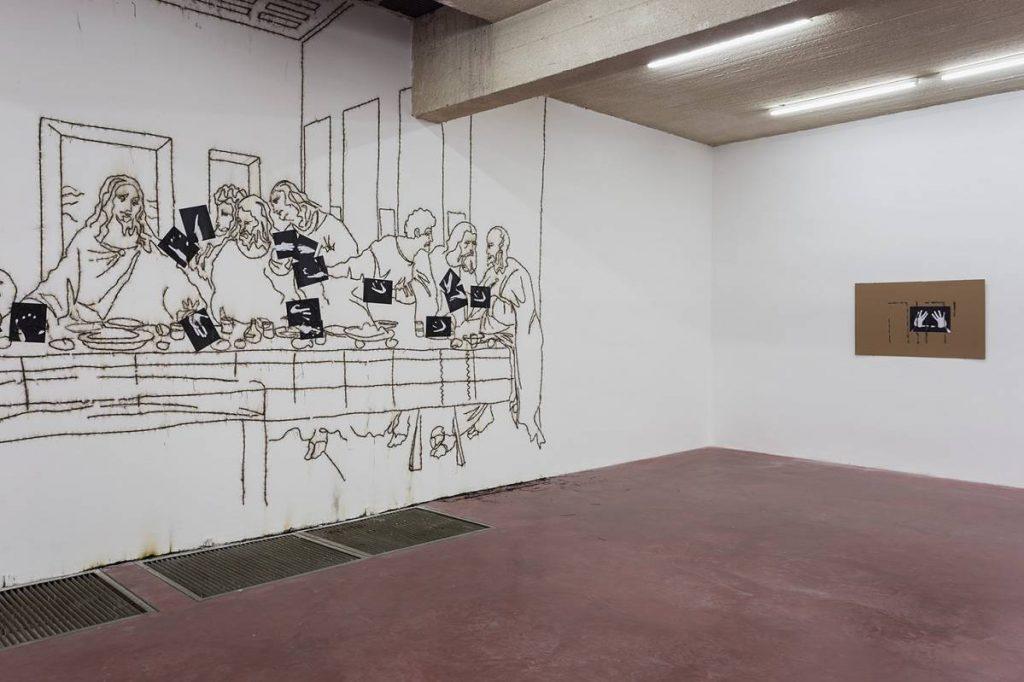 5775 (Part II), 2016, exhibition view