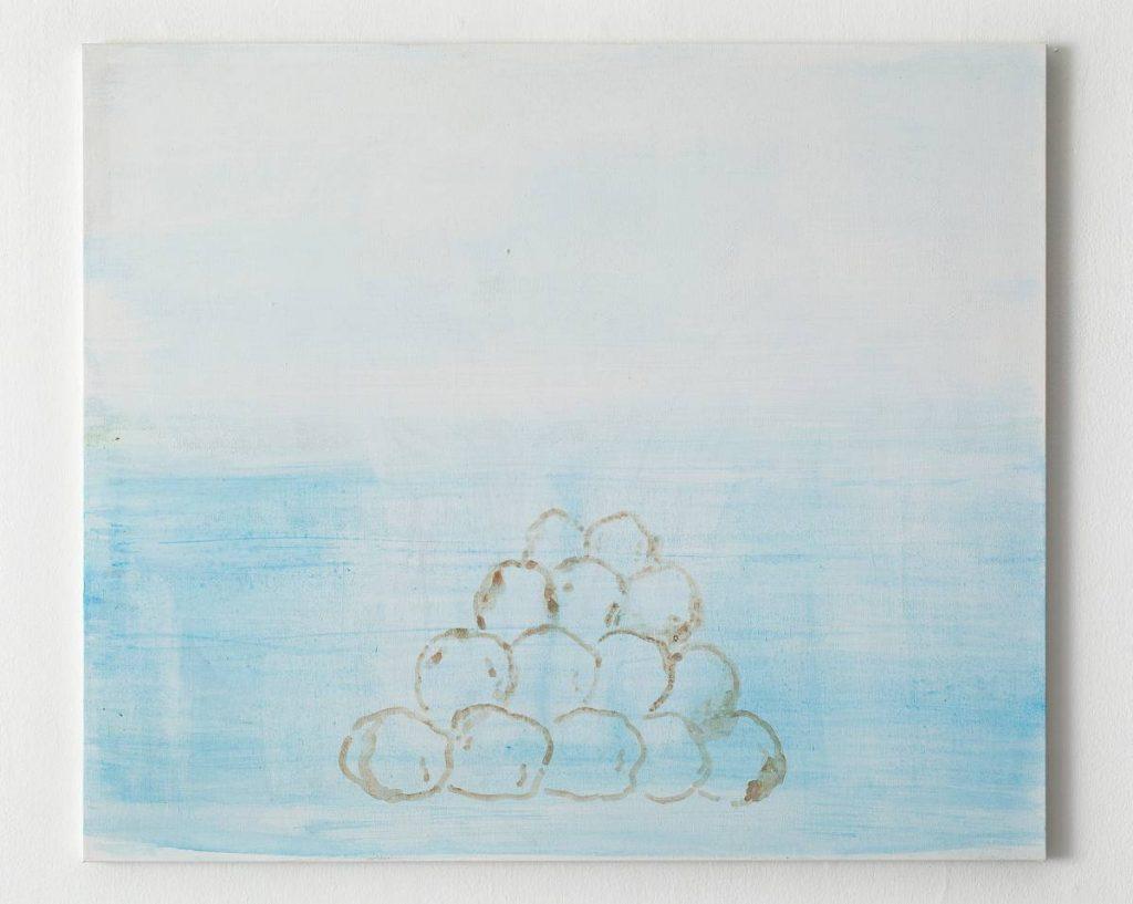 Moshe Mirsky, Untitled, 2011, acrylic on canvas, 85x100 cm