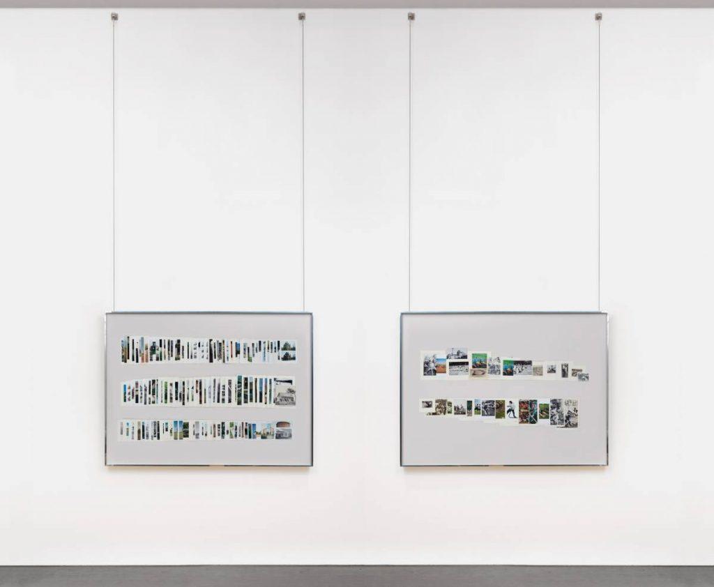 Taryn Simon, Folder Abandoned buildings & towns, 2012, archival inkjet print, 119.4 x 157.5 cm framed, edition 2 of 5