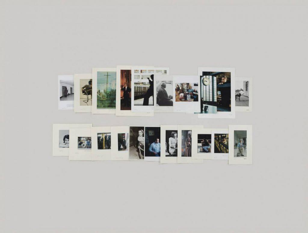 Taryn Simon, Folder Waiting, 2012, archival inkjet print, 119.4 x 157.5 cm framed, edition 4 of 5