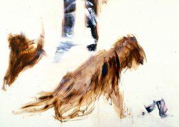 'Untitled', 2003, acrylic on canvas, 160 x 150 cm