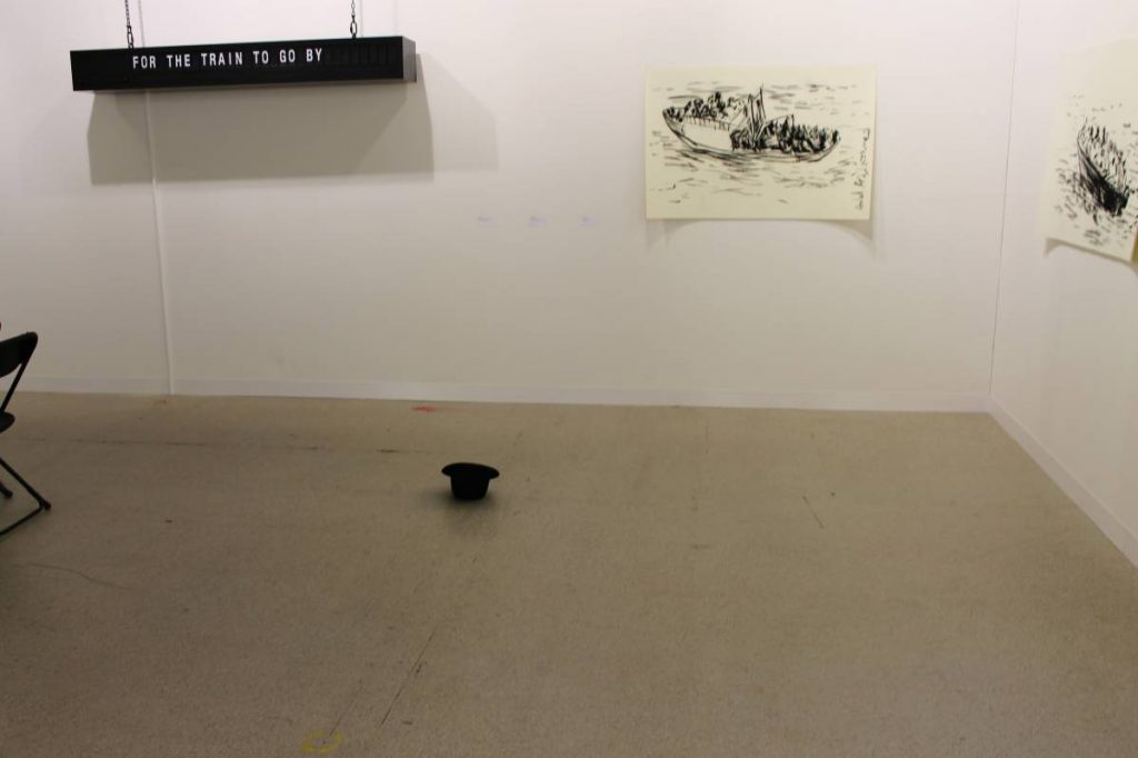 Art Basel 2012, Exhibition view