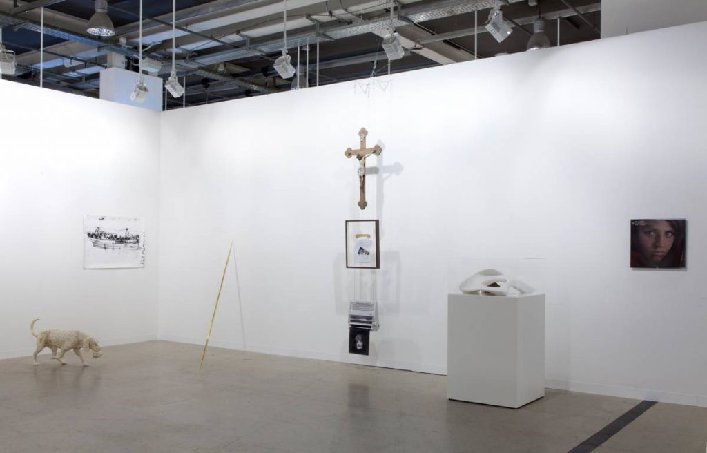 Art Basel 2014, Exhibition view