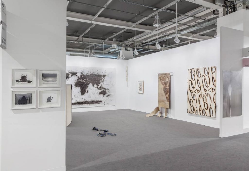 Art Basel 2016, Exhibition view