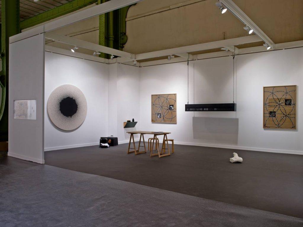 Fiac 2014, Exhibition view