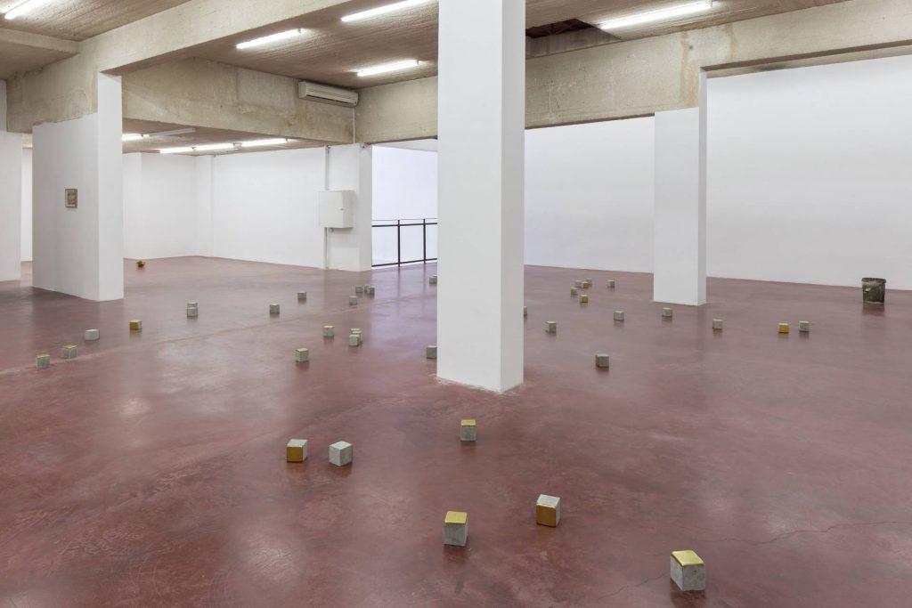Nameless, 2014, exhibition view