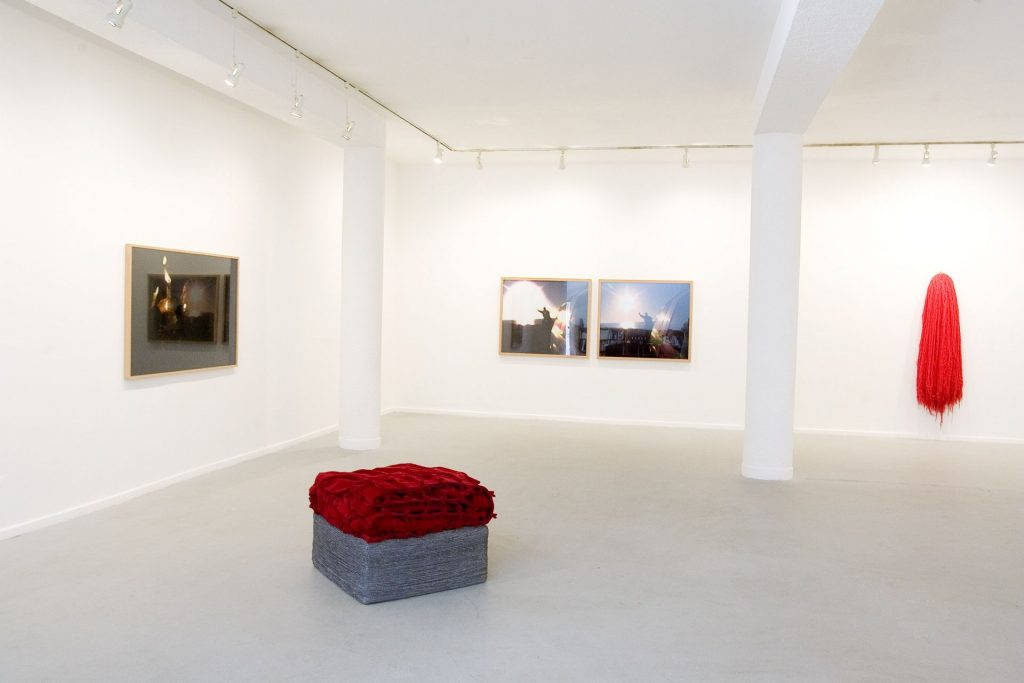 Group show 2007, Exhibition view