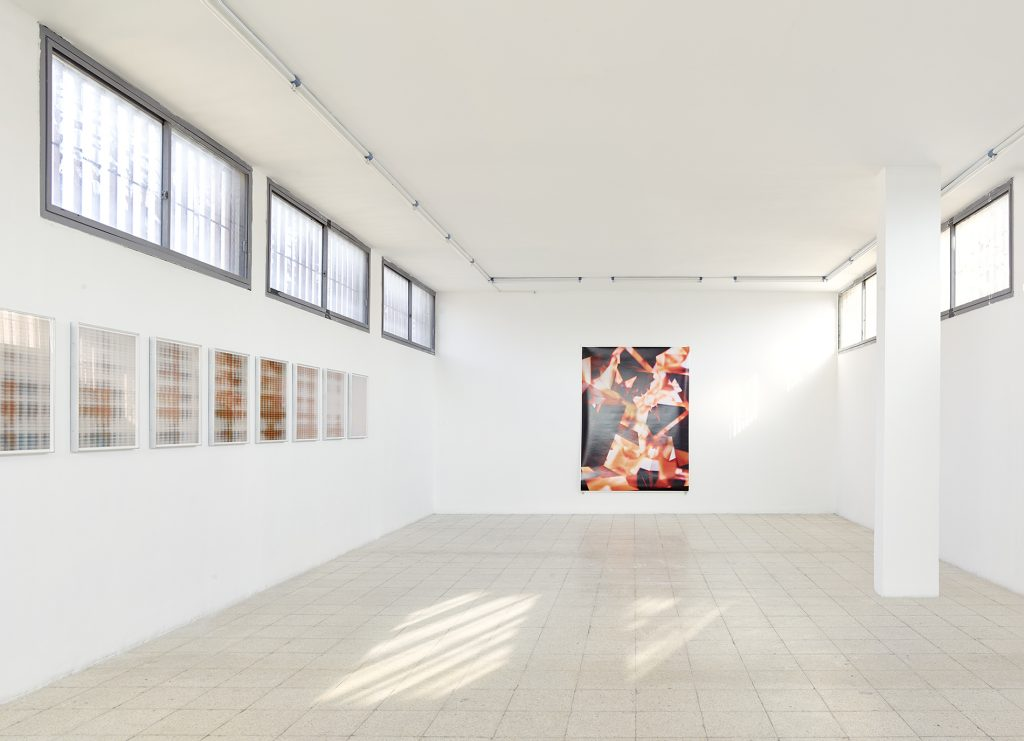 Matan Mittwoch, New Works, 2016, exhibition view