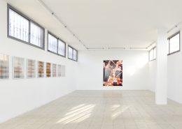 exhibition view, 'New Works', 2016, Dvir Gallery, Tel Aviv