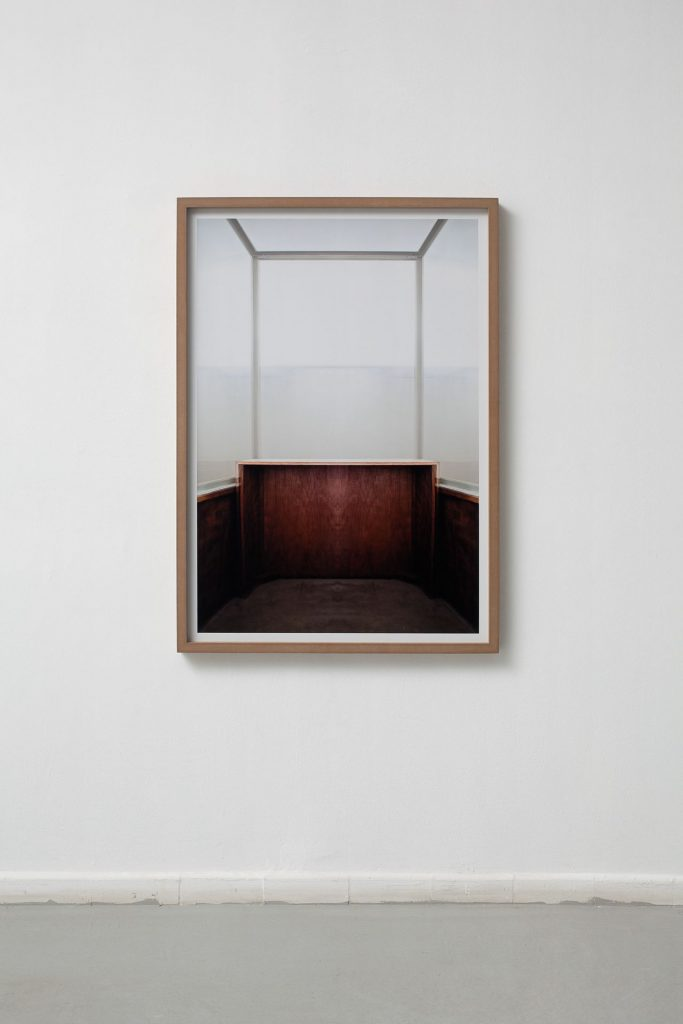 Moshe Ninio, Glass II, 2011, Archival Pigment Print, 100 x 77.2 cm, edition of 5