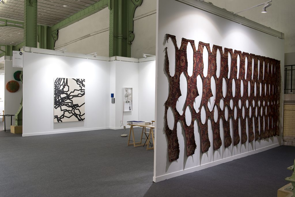 Fiac 2016, Exhibition view