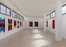 Die Blume Des Mundes, 2016, Exhibition view