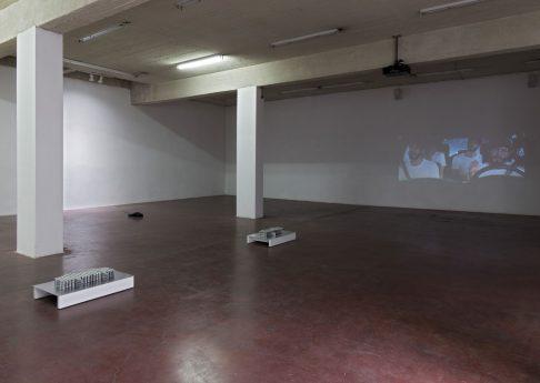 Repêchage bracket, 2016, Exhibition view
