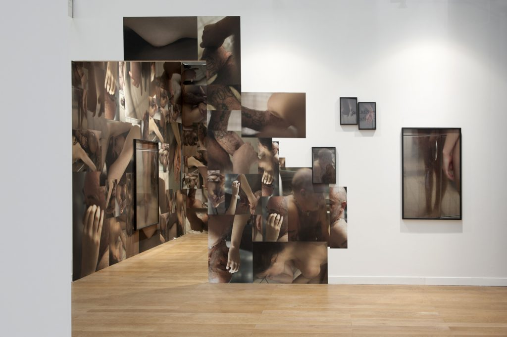 Paris Photo 2016, Douglas Gordon, Exhibition view