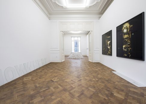 Melik Ohanian, IN TIME, Exhibition view