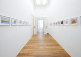 Nedko Solakov, Color Stories, 2017, Exhibition view