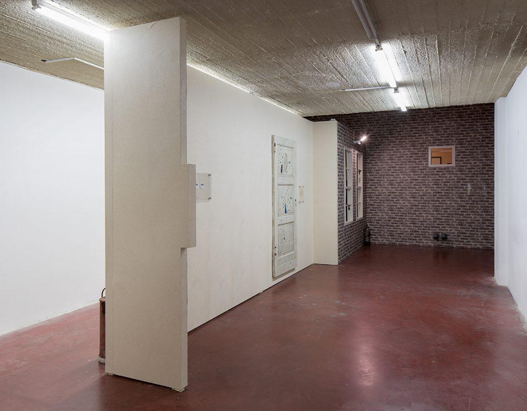 Simon Fujiwara, Hope House, 2017 (exhibition view) The Secret Annex