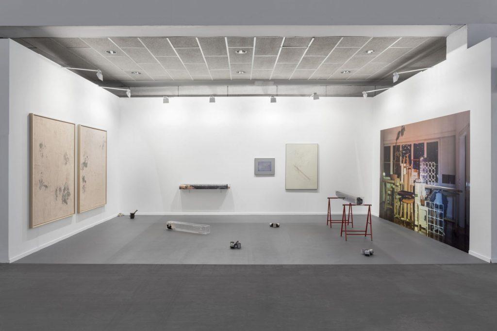 ARCO Madrid 2018, Dvir Gallery, Booth view