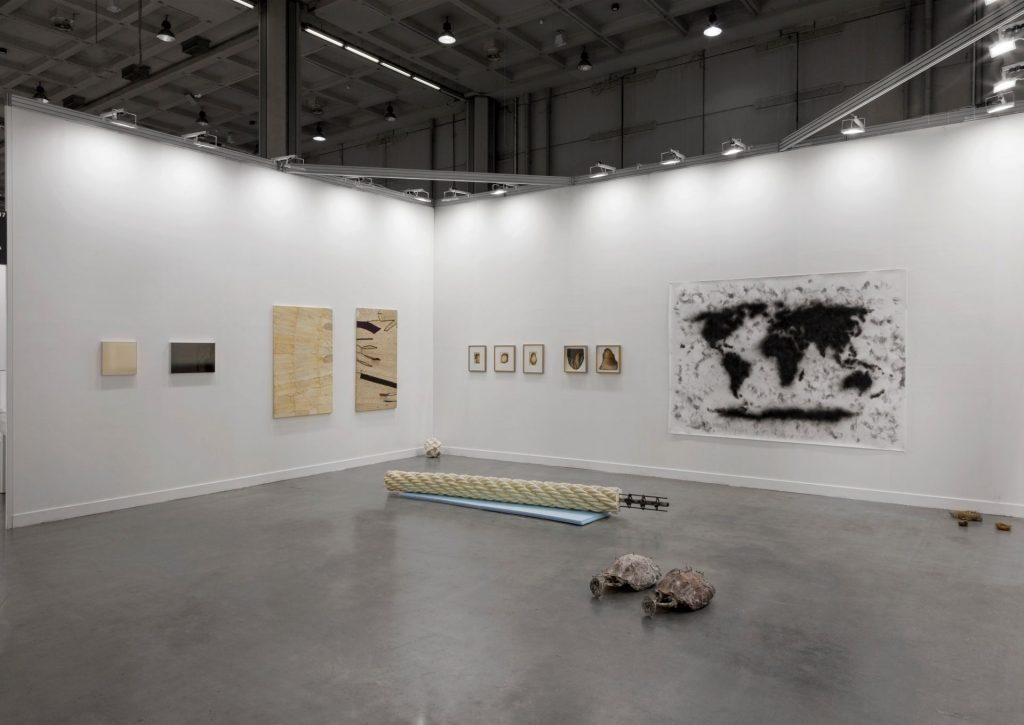 miart, 2018, booth view