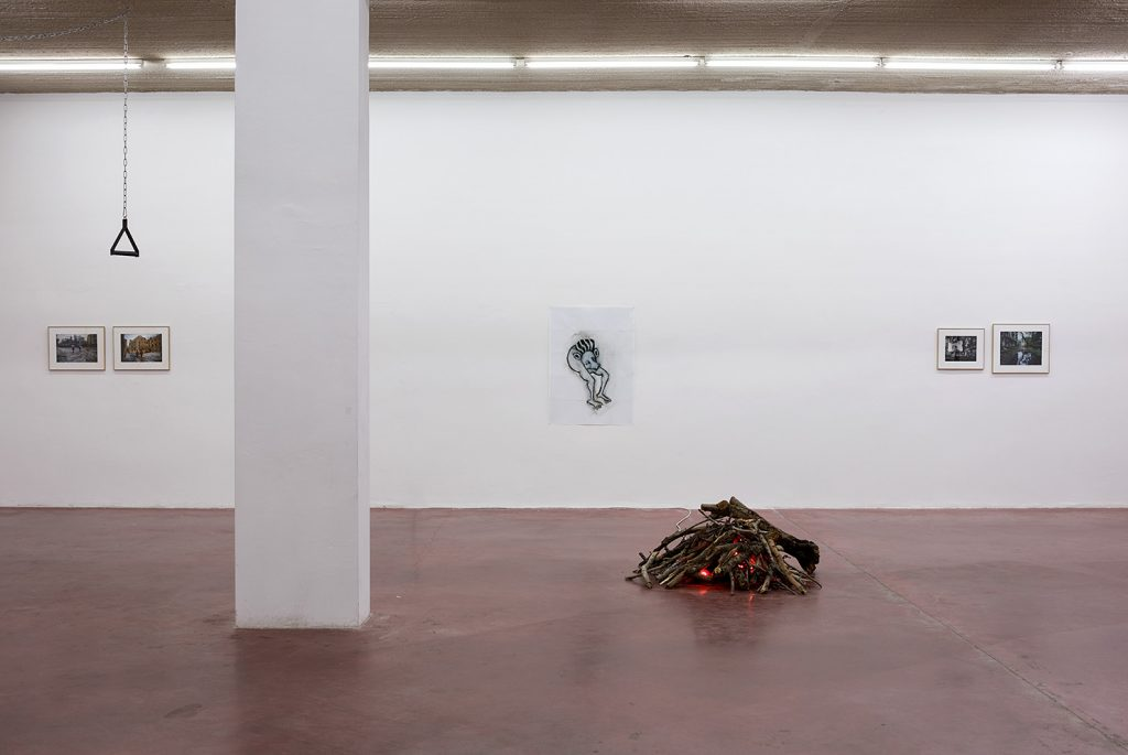 Hope against Hope, 2018, Group show