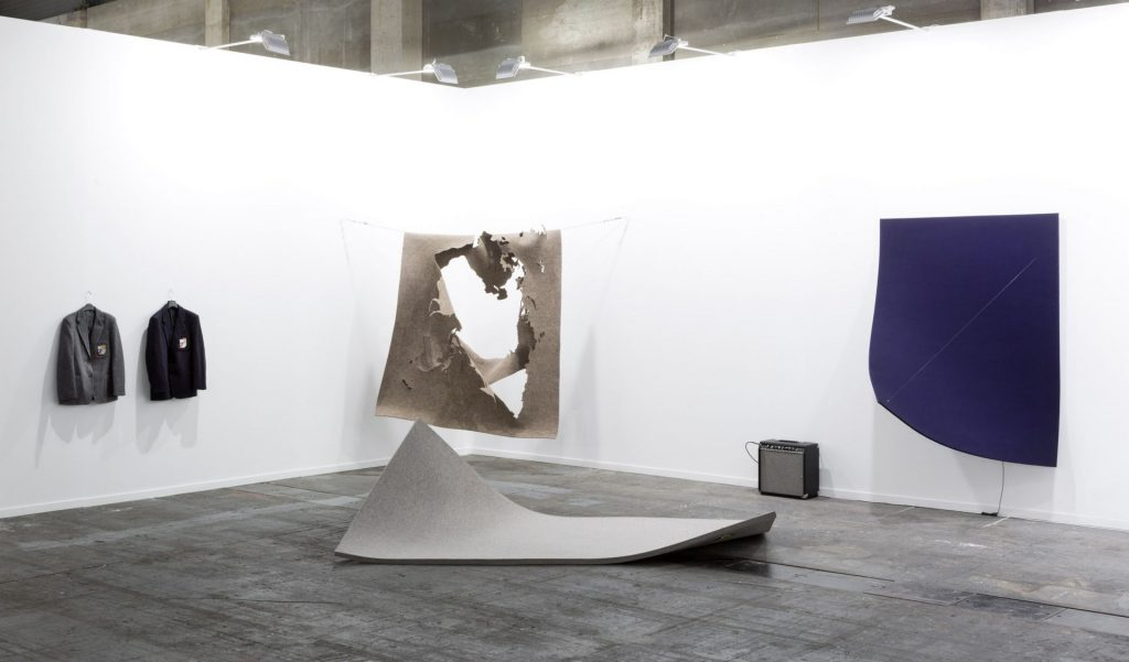 ARCO, Dialogues, 2019, Booth view, Dvir Gallery
