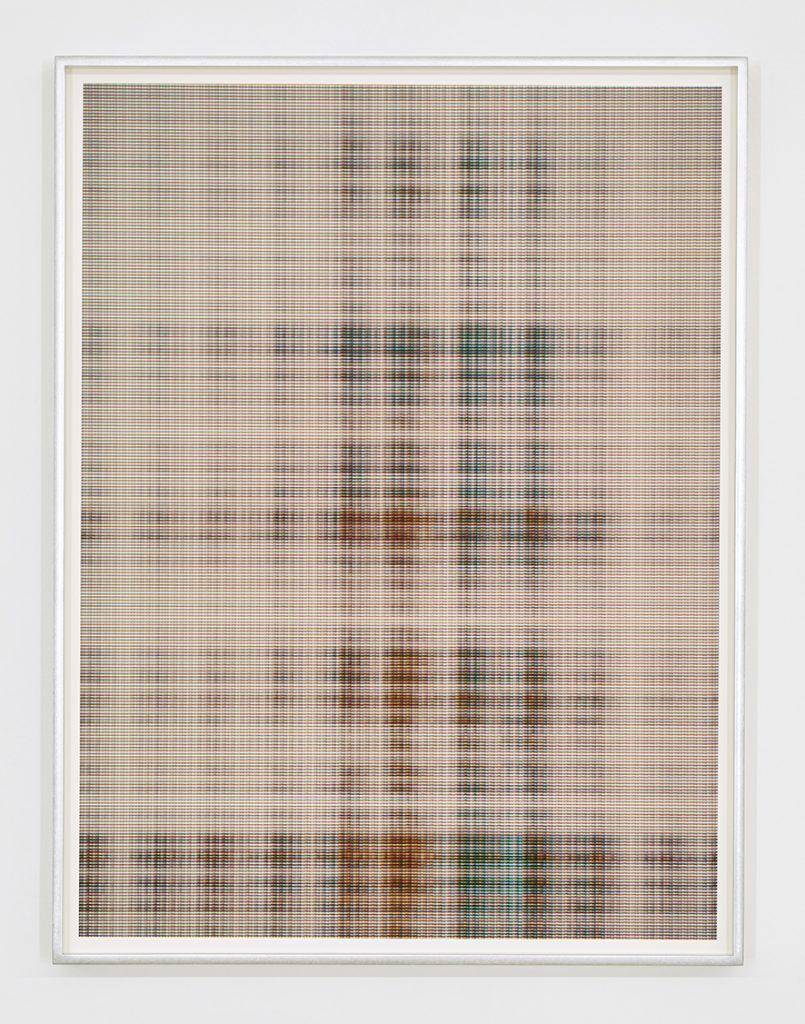 Matan Mittwoch, Step-13 [VII], 2016, 67.2x51.2cm, Inkjet-print on Baryte paper, framed