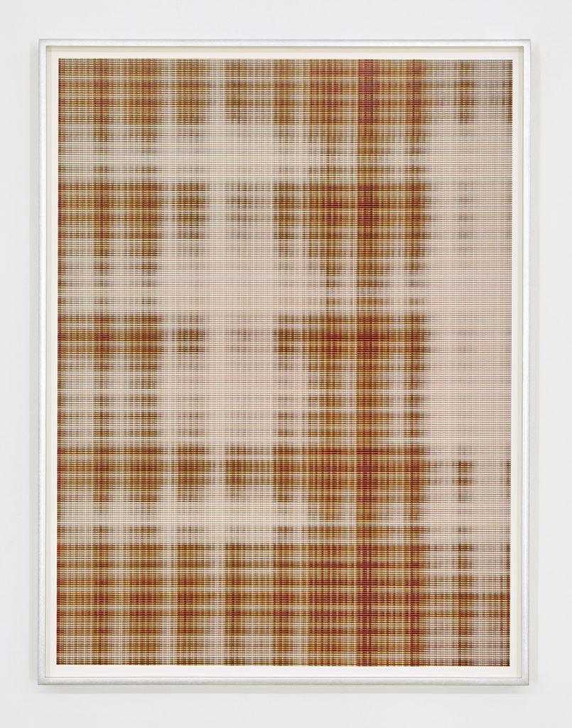 Matan Mittwoch, Step-13 [XIII], 2016, 67.2x51.2cm, Inkjet-print on Baryte paper, framed