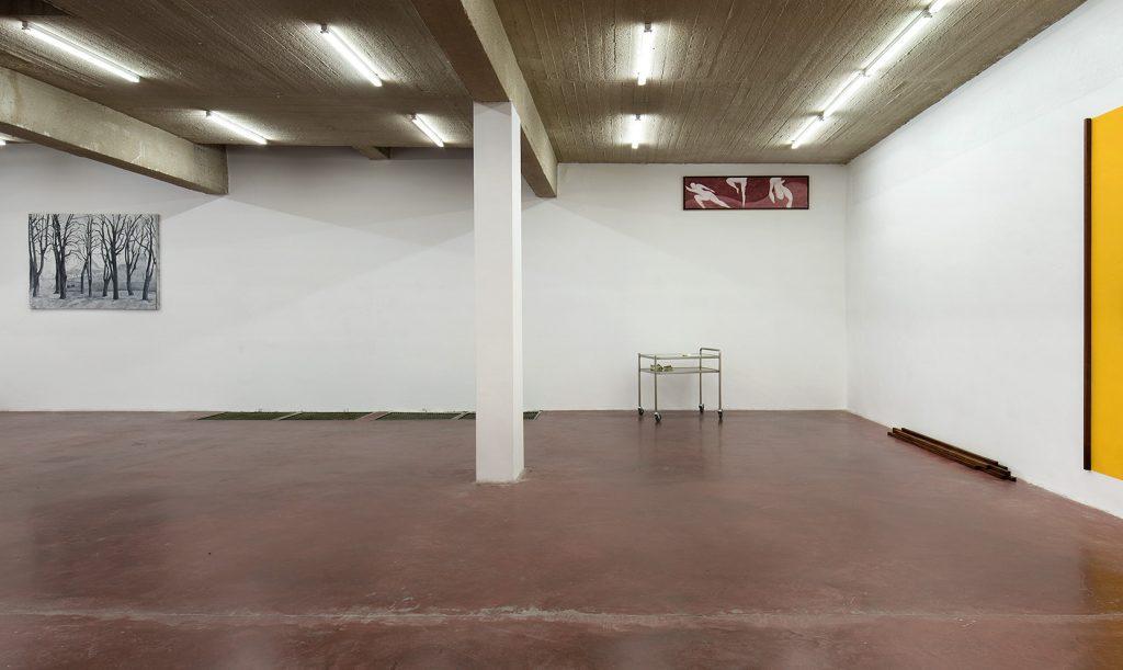 20-Yan Xing, ASWH,TGCF, exhibition view, 2019, Dvir Gallery Tel Aviv (10)