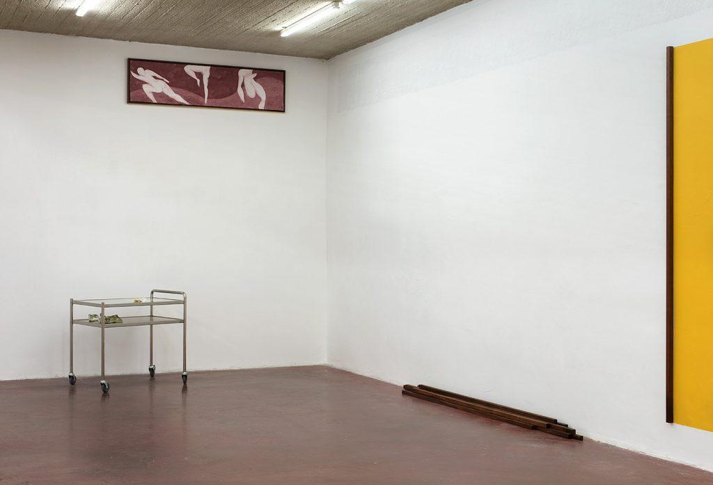 22-Yan Xing, ASWH,TGCF, exhibition view, 2019, Dvir Gallery Tel Aviv (11)