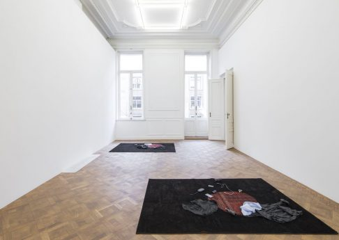 'Several Times', 2019, exhibition view, Dvir Gallery, Brussels